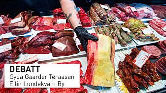 Påstanden om at kjøtt på tallerkenen skaper pandemier kan ikke stå uimotsagt