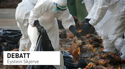 Hvordan unngår vi pandemier?