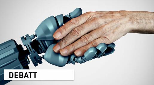 Vi må stille spørsmål om teknologiens begrensninger som velferdsverktøy