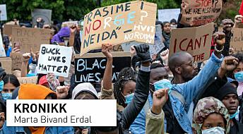 Debatten om strukturell rasisme er langt mer polarisert enn den behøver å være
