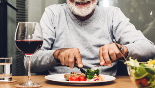 Det er ingenting som tyder på at høgt kjøtinntak gjev kortare levealder