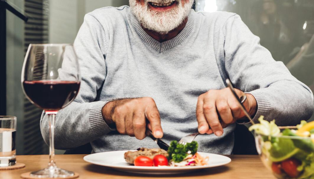 I dag er det ofte stor ueinigheit om kosthald, men i eit lengre perspektiv er det mykje som tyder på at kjøt har hatt ein stor og positiv innverknad på utviklinga til mennesket, skriv Morten Nilsen.