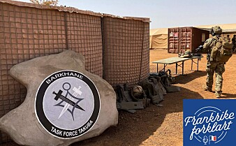 Kan Frankrike trekke seg ut av Mali?