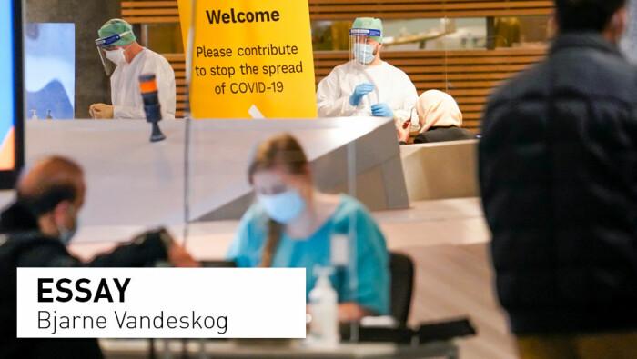 Den norske håndteringen av korona-pandemien har ikke vært spesielt god