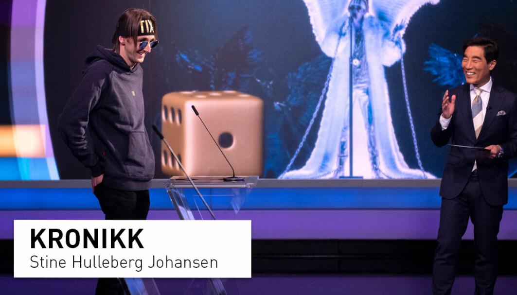 I etterkant av Debatten-programmet om anmeldelsene av musikken til TIX er det ikke bare kvaliteten på musikken mange har reagert på, men også kvaliteten på språket til debattantene, skriver Stine Hulleberg Johansen.