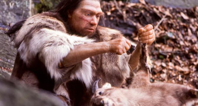 Kunne neandertalerne snakke?