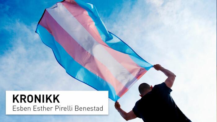 Behandlingen av transpersoner i Norge kaster mennesker ut i suicidale kriser