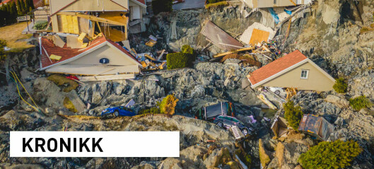 Kvikkleireskredet i Gjerdrum: For å unngå nye katastrofer må geologers kompetanse inn i utbyggingsprosjekter