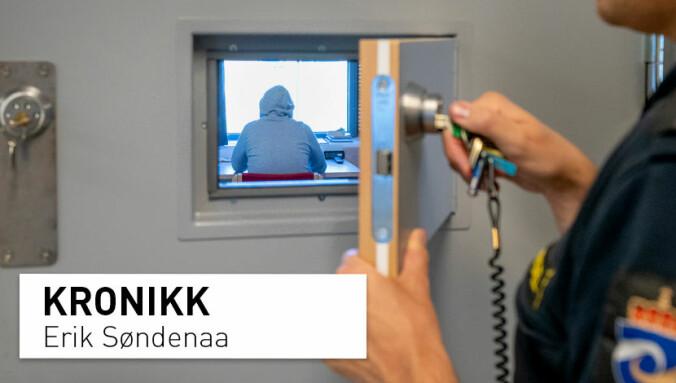 Over ti prosent av norske fanger er utviklingshemmede