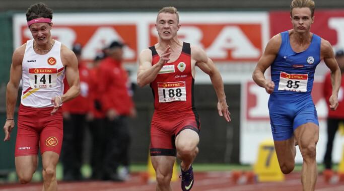 Ikke prøv dette hjemme: Slik trener verdens beste 100 meter-løpere