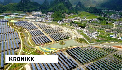 Kinas nye femårsplan vil gi retningen for det grønne skiftet