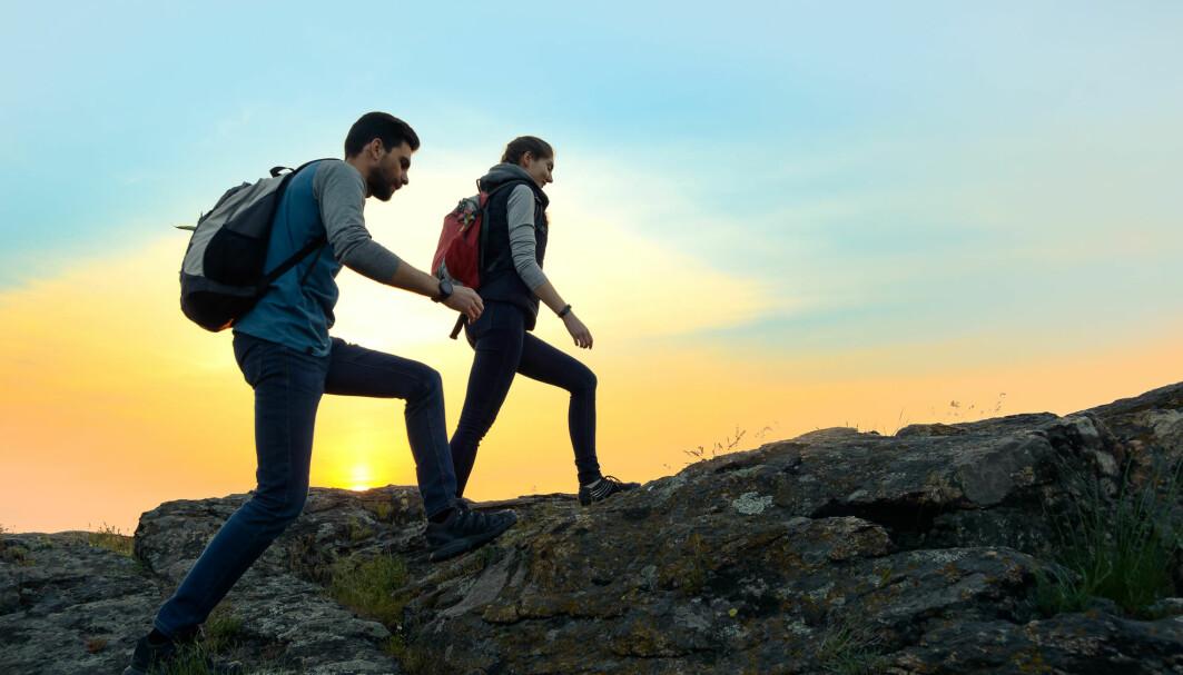 Litt fysisk aktivitet er bedre enn ingen fysisk aktivitet, for alle turer gir helseeffekt. Gåturer kan gjøres av de fleste av oss og gjennomføres hvor som helst.