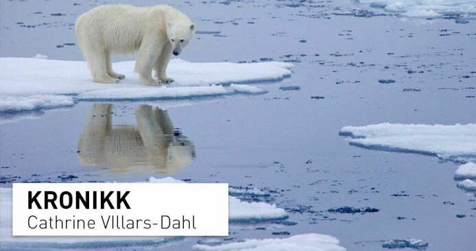 Et rop for isen, et rop for jordens fremtid