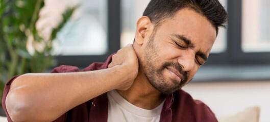 Hva er best behandling av nakkesmerter?