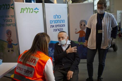 Svært lovende vaksinering i Israel