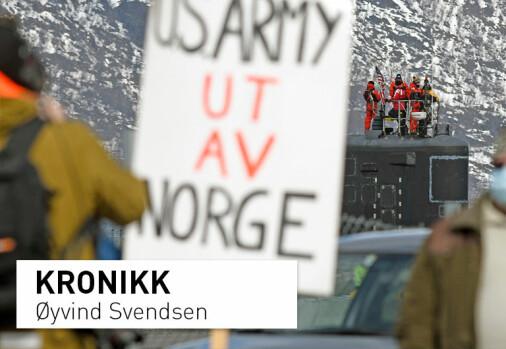Regjeringen går lenger i å avskrekke Russland enn den norske befolkningen ønsker