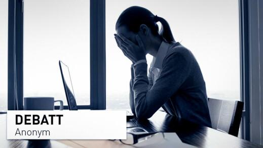 Hvorfor sitter det så langt inne for norske fagfolk å anerkjenne behovet for en adekvat stressdiagnose?