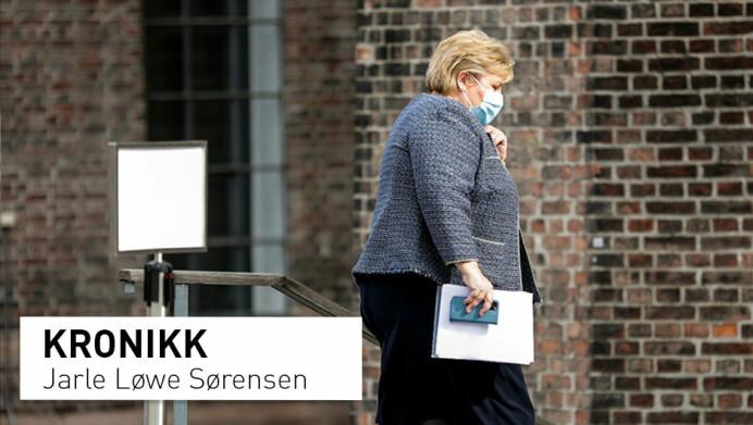 Nok en gang blottstilles de samme svakhetene i norsk beredskap