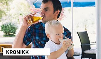 Ny norsk forskning: Hvordan påvirkes barn av foreldres alkoholbruk?