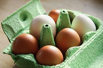 Betaler du mer for maten om den har grønn innpakning?