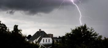 Kan regn bidra til jordskjelv?