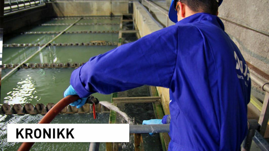 Kloakkvann kan brukes til å hente ut ressurser, produsere rent drikkevann og spore koronavirus og narkotikabruk i befolkningen. Det er på tide at vi slutter å kalle denne gullgruven for avløp, skriver kronikkforfatterne.