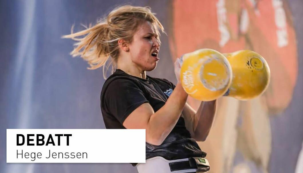 Hege Jenssen er selv idrettsutøver og veganer. I dette debattinnlegget forteller hun hvordan hun får nok proteiner til å kunne prestere på toppnivå.