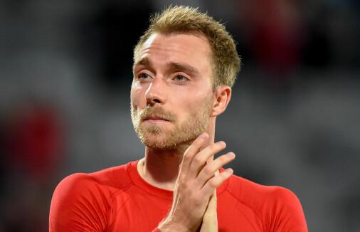 Vi kan alle lære av trenerens opptreden da Christian Eriksen falt sammen på banen
