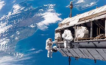 313 nordmenn ønsker å bli astronauter
