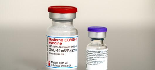 FHI: 65 prosent beskyttelse mot deltaviruset etter første dose