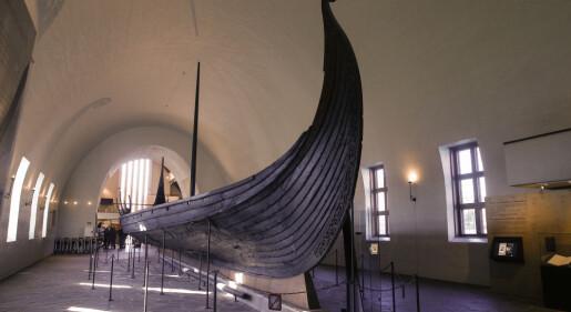 Vikingtidsmuseet får 200 millioner i gave