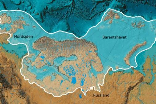 En uventet klimakatastrofe under siste istid