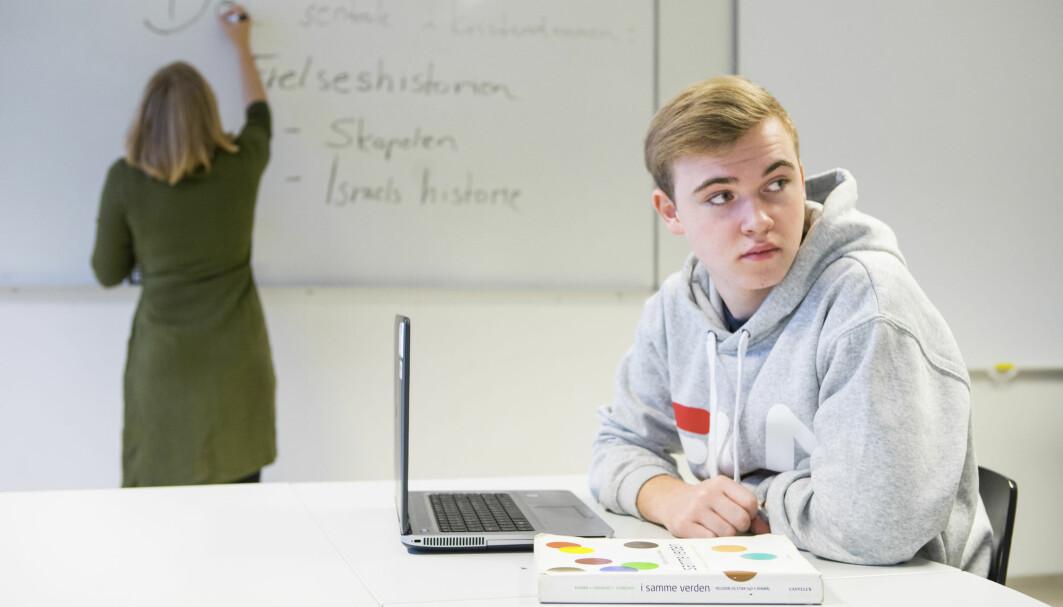 Bør ungdommer ved barnevernsinstitusjoner møtes med fleksibilitet eller tydelige forventninger til skolegang?