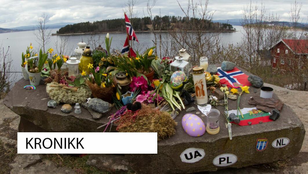 En mor fortalte forskerne at selv om det hadde gått 10 år siden hun mistet sønnen, virket det som om det skjedde i går.