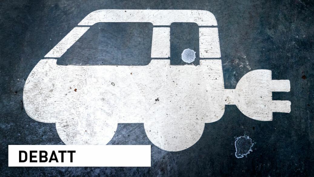 Elbilen kan ikkje løyse klimautfordringane åleine