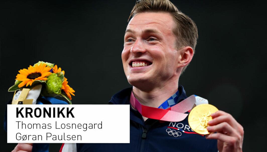 Karsten Warholms prestasjon i OL i Tokyo var enormt sterk. Skyldes det genetikk eller en særegen norsk treningskultur?