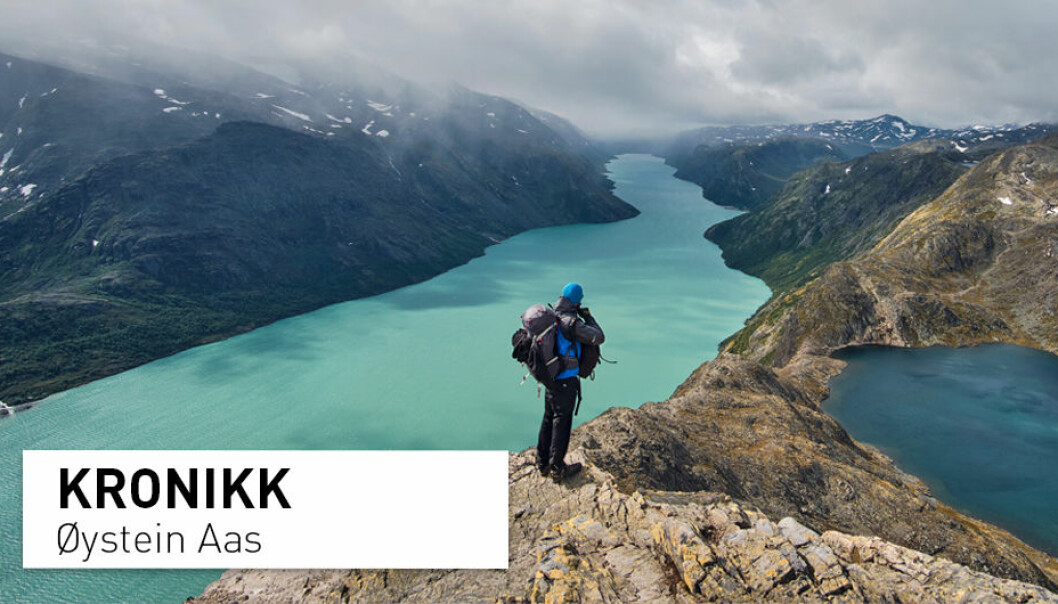 Utfordringene i Norges mest verdifulle natur, verneområdene, står i kø. Professor Øystein Aas utfordrer prinsippet om at all norsk natur skal være gratis tilgjengelig og omfattet av allemannsretten.