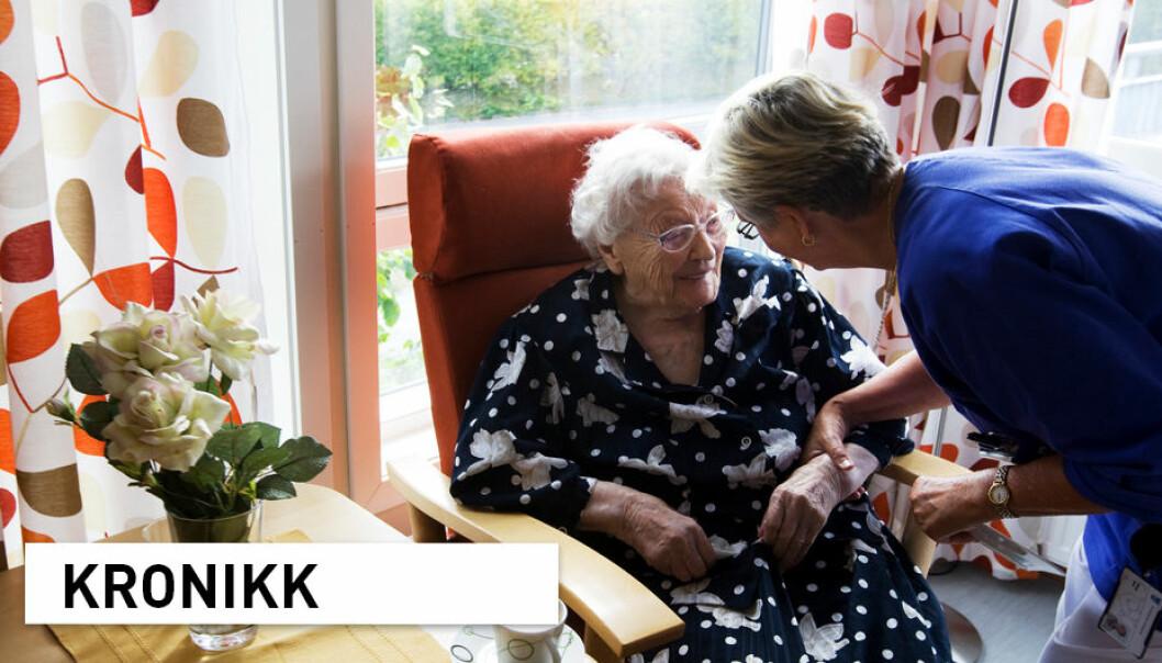 Jobbtilfredshet og arbeidsglede er viktig for å rekruttere og beholde sykepleiere. Funnene fra en ny studie gir svar på hva som kan gjøre at sykepleiere i hjemmesykepleien opplever at de lykkes.