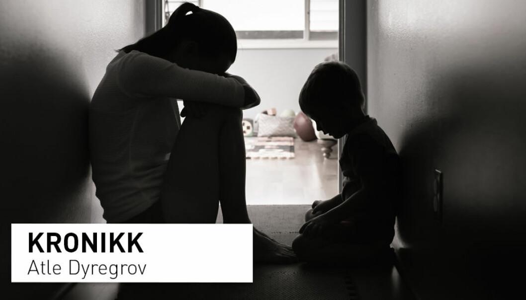 Har du lurt på hvordan det går med barn som opplever dødsfall i sine omgivelser? Selv små barn kan ønske å beskytte voksne ved å la være å snakke om den døde, skriver professor Atle Dyregrov.