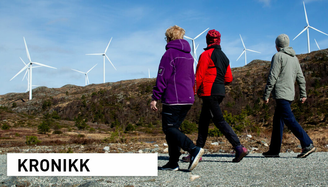 Debatten om utbygging av vindmøller i Norge har blitt så polarisert at det er vanskelig å se for seg mulige veier fremover, men det er noen diskusjoner som må løftes frem, skriver innsenderne.