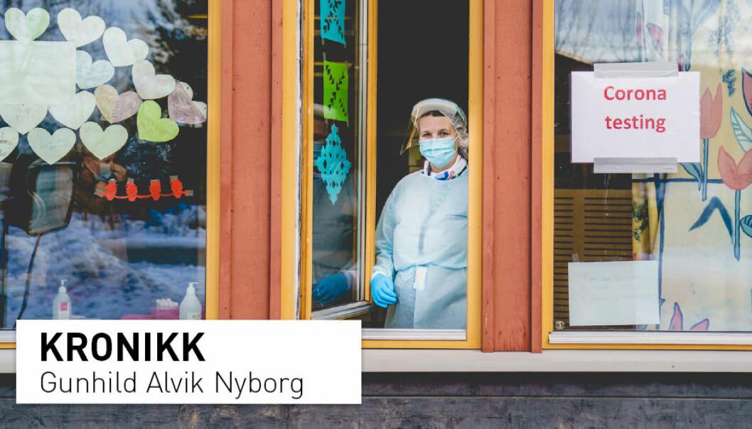 Hvordan Norge og Danmark håndterer koronasmitten blant unge nå, kan i praksis utgjøre et svært eksperiment i sanntid, skriver Gunhild A. Nyborg.