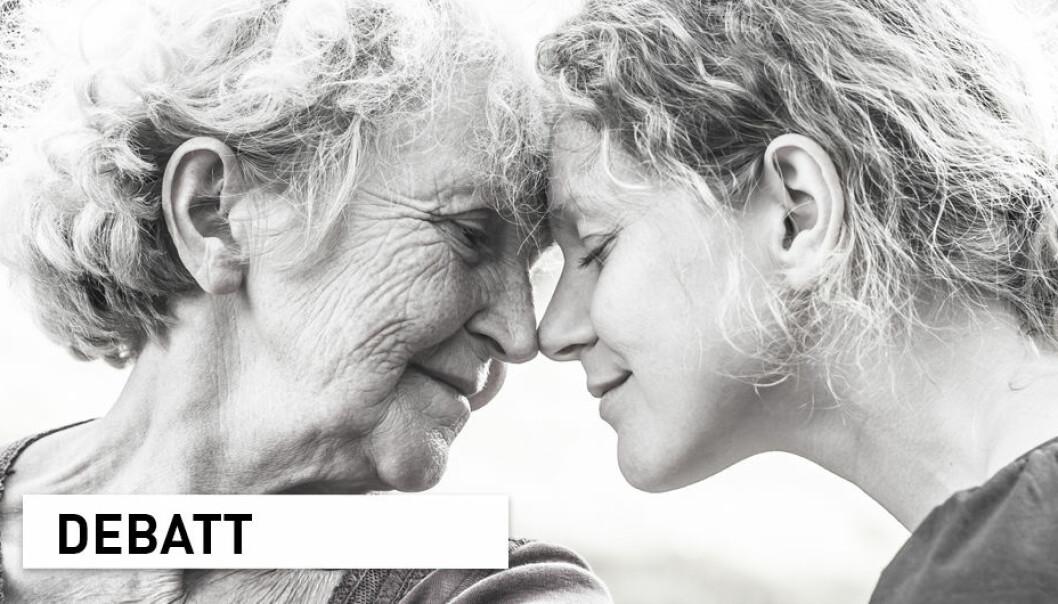 Pårørende bidrar med over 130 000 årsverk i helse- og omsorgstjenester - et avgjørende bidrag for familie og samfunnet. Vi må prate mer om hvordan vi skal ivareta de som yter omsorg for sine kjære, skriver innsenderne.