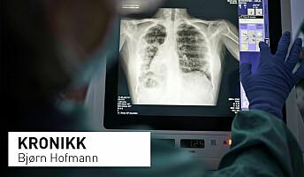 Kan feil bruk av røntgen gi «røntgenresistens»?