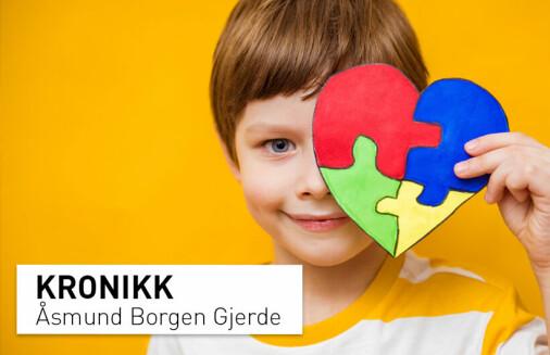 Skadelig autismeforskning: Forskerne bryr seg ikke om autisters egne perspektiver