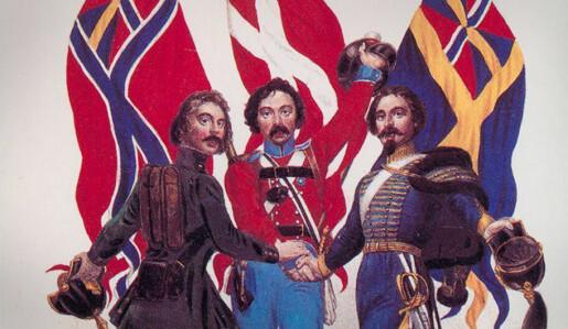 En spektakulær historie: De hemmelige planene om å samle Skandinavia til ett rike