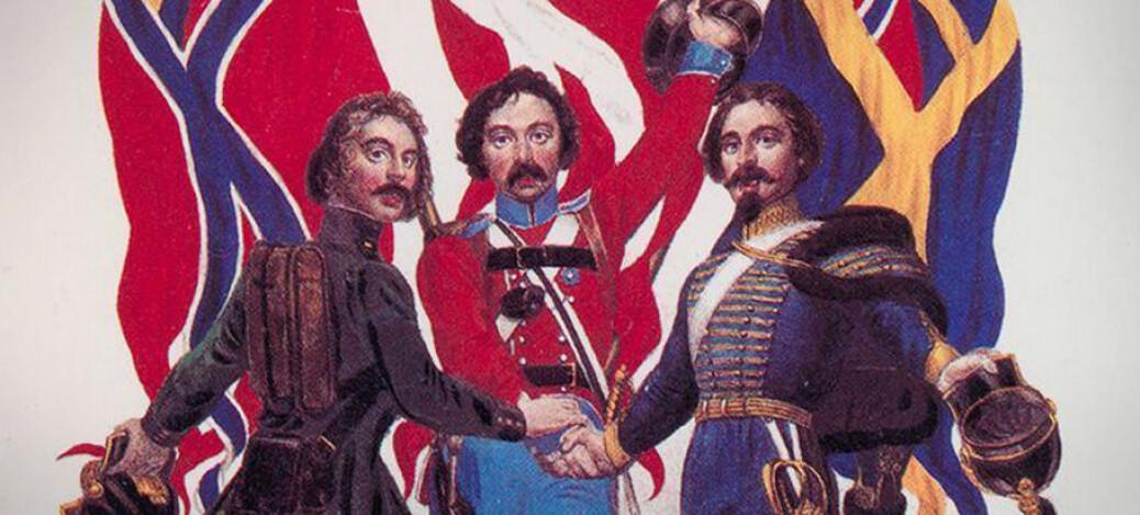 En spektakulær historie:De hemmelige planene om å samle Skandinavia til ett rike