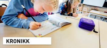 Evnerike barn: Høy intelligens oppleves ikke nødvendigvis som positivt