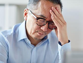 Migrene - når hodet dunker og alt du lengter etter er mørket