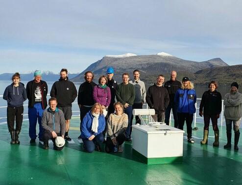 Nå står Spitsbergenbanken for tur