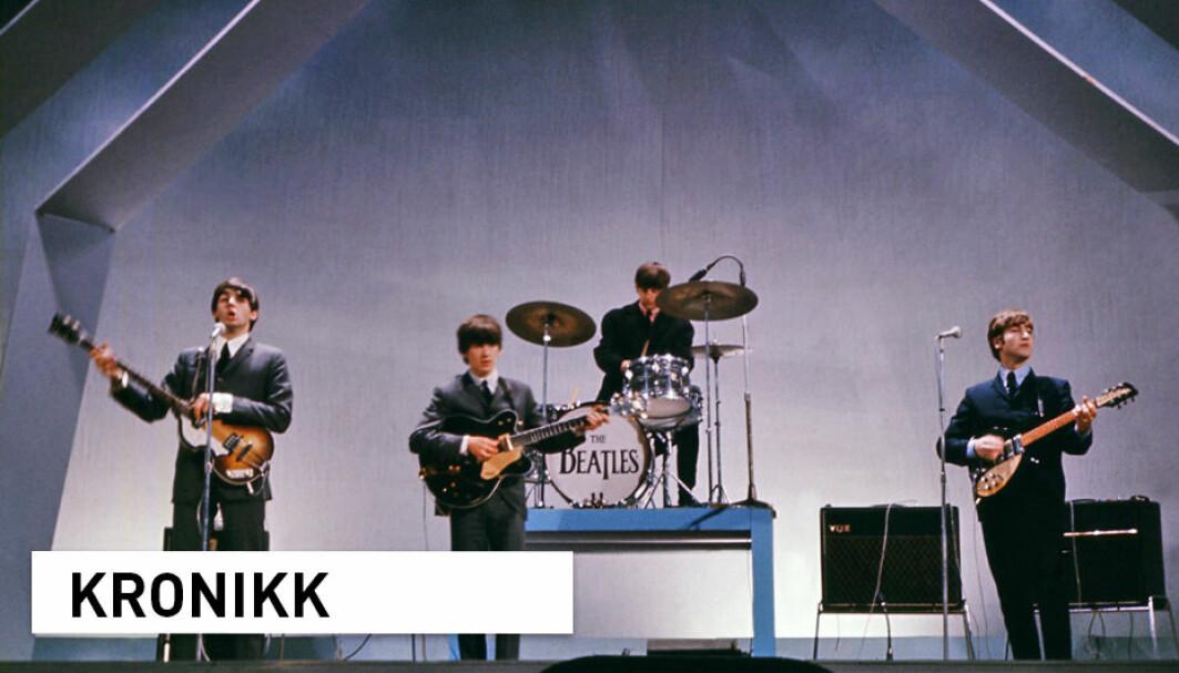 «There are places I remember,» sang The Beatles i låta In my life fra 1965. Gjenhør med musikk som har vært en del av oss tidligere kan kalle fram verdifulle minner hos personer med demens, skriver kronikkforfatterne.